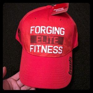 "Reebok ""Forging Élite Fitness"" Crossfit Hat 🧢"